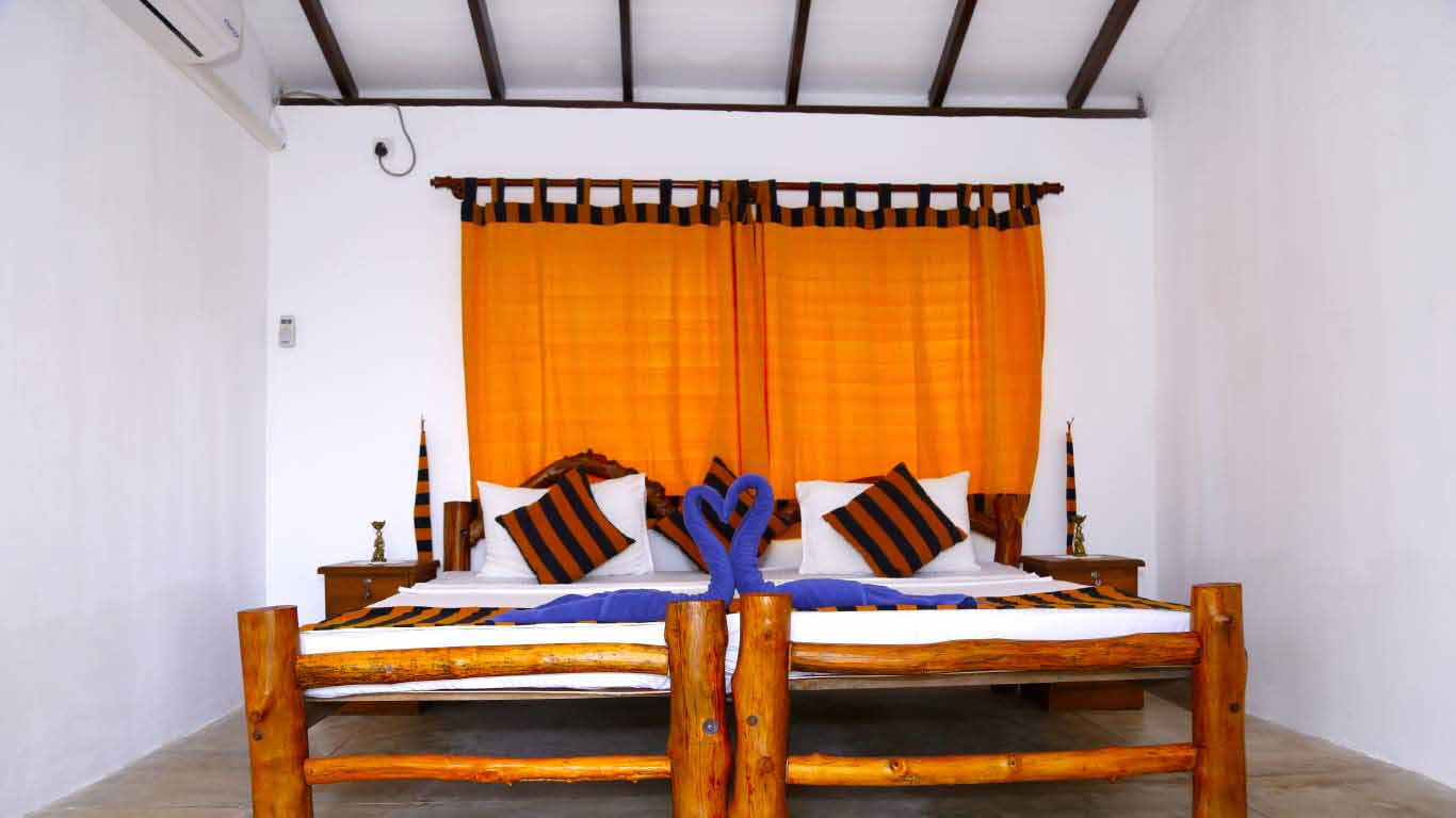 The Hornbill Room - The Ibis Wilpattu