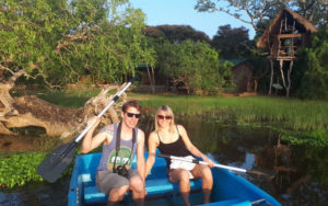Boat Ride at The Ibis Wilpattu