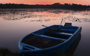 Boat Ride at The Ibis Wilpattu